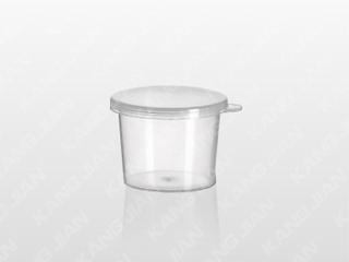 痰标本杯 20ml 手揿盖