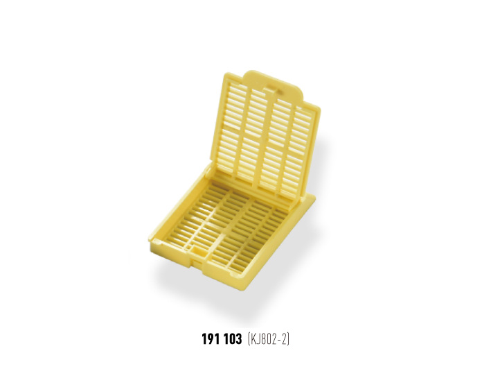包埋盒 條形孔